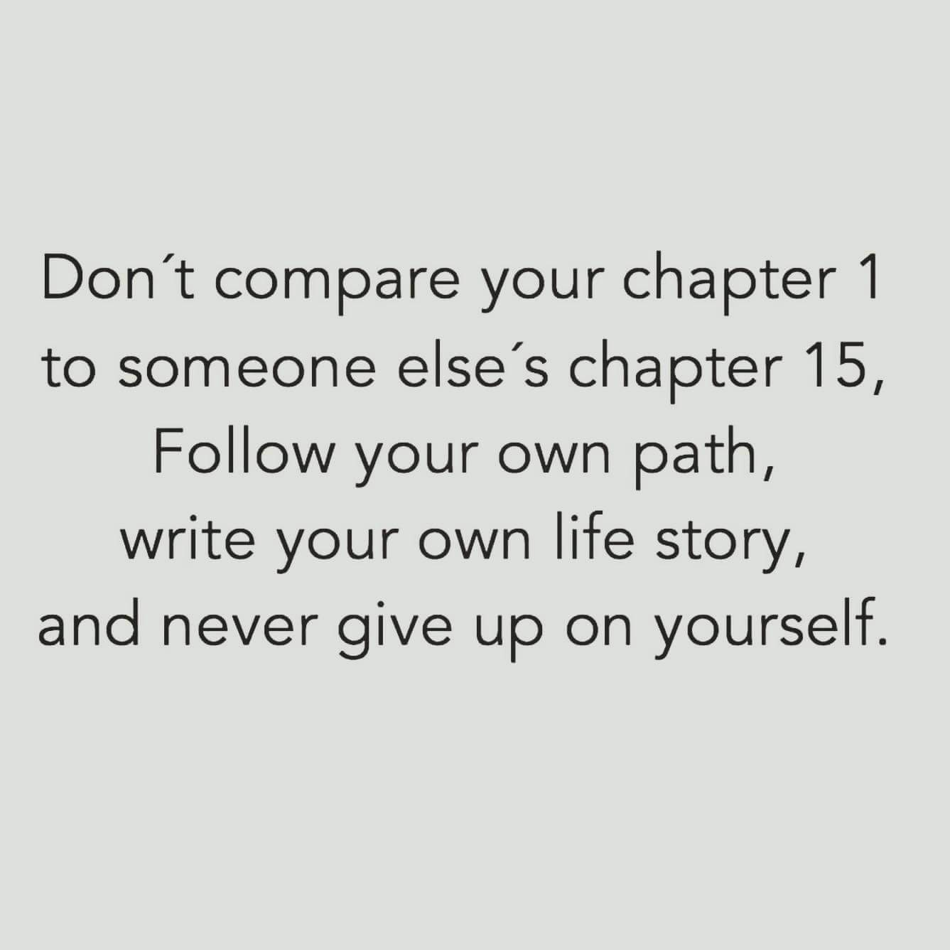 Your chapter